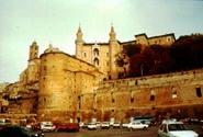 Urbino world heritage site le marche - Loggia verlicht ...
